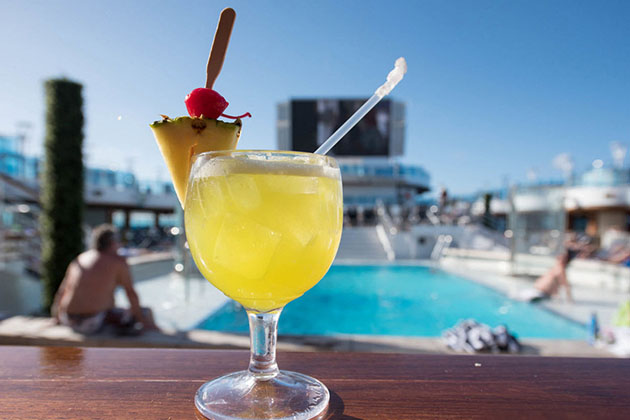Cruise Ship Alcohol