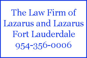 • Lazarus Fort Lauderdale & Lazarus Attorney Archives Accident