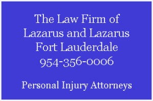 Personal Injury Attorneys South Florida
