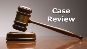 Personal Injury Case Review