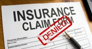 Hurricane Lazarus & Lazarus or Homeowner's from Property Insurance • Other Damage Denials