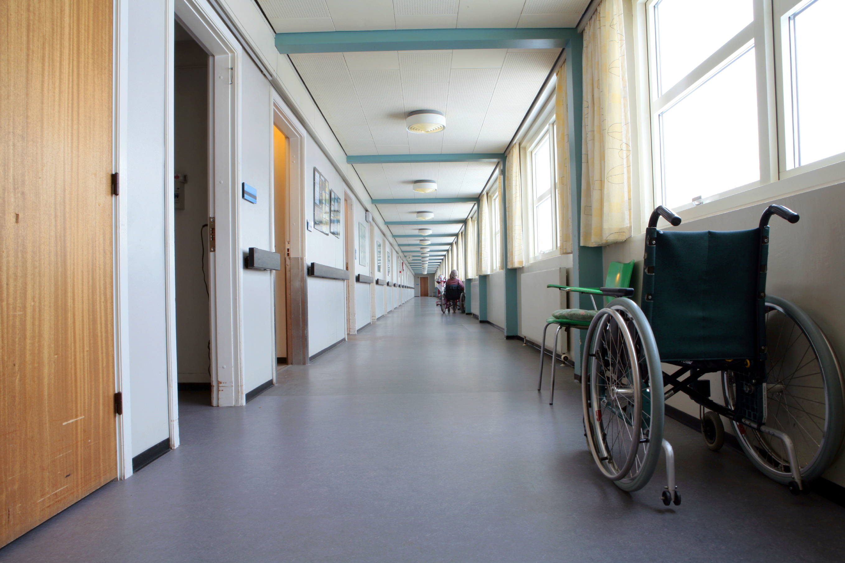 Nursing Home Negligence and Abuse in South Florida • Lazarus