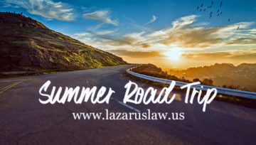 Prepare for Your Summer Road Trip - Fort Lauderdale Accident Attorneys