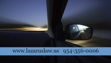 Driving Drowsy Can Be Deadly - Fort Lauderdale Accident Attorneys