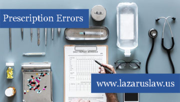 Medication Errors in Nursing Homes - A Dangerous Dilemma