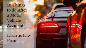 Ten Things to do After a Car Accident - Fort Lauderdale Accident Attorneys Lazarus and Lazarus