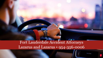 Have Your Vision Checked and See What You Might be Missing - Fort Lauderdale Accident Attorneys