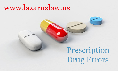 Prescription Errors