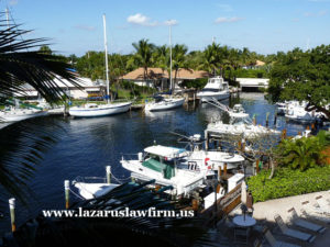 Boat Accident Attorneys in Fort Lauderdale