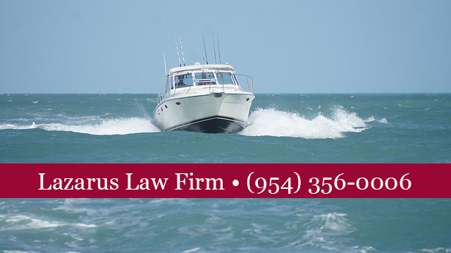 South Florida Boating Accident Attorneys