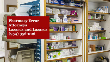 Should Your Doctor Dispense Medications? Pharmacy Error Attorneys Lazarus and Lazarus