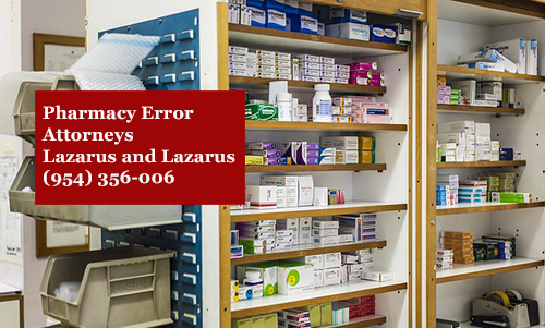 Fort Lauderdale Pharmacy Error Attorneys