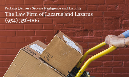 Package Delivery Service Negligence and Liability