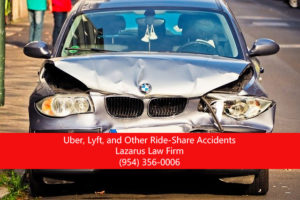 Uber and Lyft Accident Attorneys