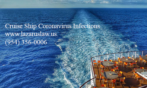 Cruise Ship Coronavirus Infection Attorneys