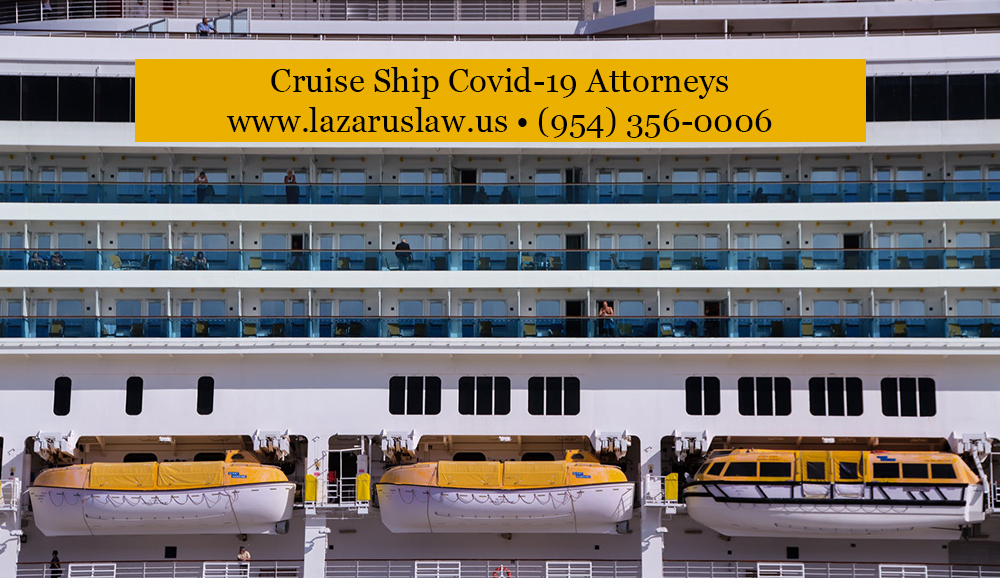 Cruise Ship Covid-19 Attorneys