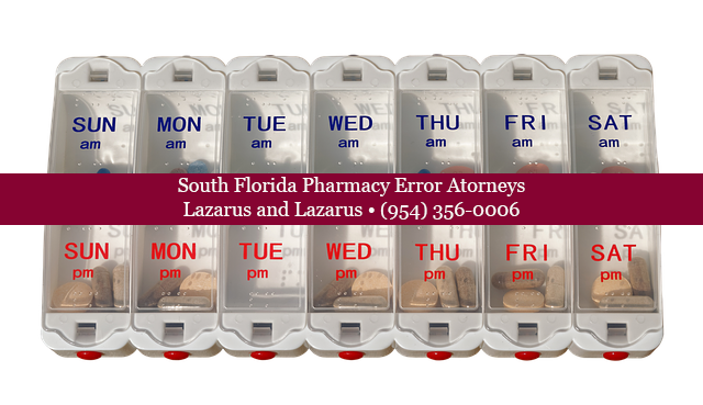 Prescription Errors South Florida Covid-19
