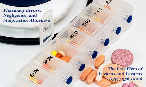 South Florida Prescription Error Attorneys