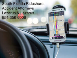 South Florida Rideshare Accident Attorneys