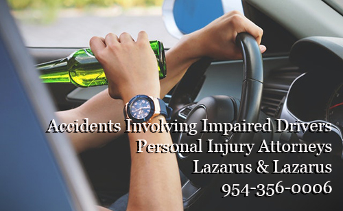 Impaired Driver Accident Attorneys