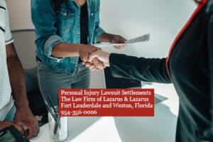 Personal Injury Settlements Florida