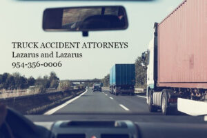 Florida Truck Accident Attorneys